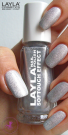 Nagellack LAYLA Softtouch Effect MARSHMALLOW TWINKLE 01