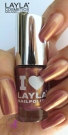 Nagellack LAYLA I Love Layla SUNSET DREAM 12