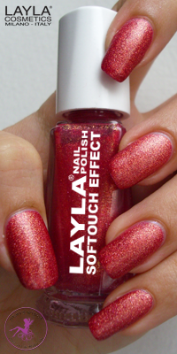 Nagellack LAYLA Softtouch Effect CHERRY DIVA 05