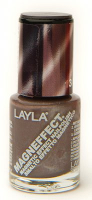 Nagellack LAYLA Magn Effect CHICK BROWN 13
