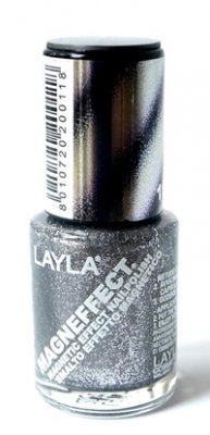 Nagellack LAYLA Magn Effect SILVER GALAXY 11