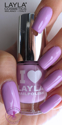 Nagellack LAYLA I Love Layla LILLY LOVE 17