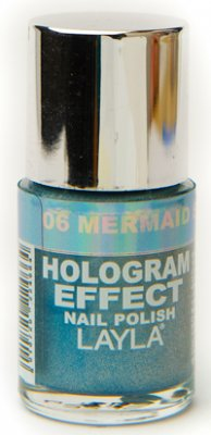 Nagellack LAYLA Hologram Effect MERMAID SPELL 06