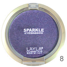 LAYLA SPARKLE EYE SHADOW 08