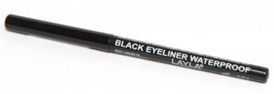 LAYLA EYE LINER WATERPROOF Black