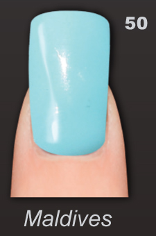 LAYLA GEL POLISH - MALDIVES 50
