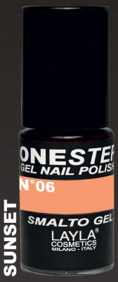 SUNSET 06- ONE STEP GEL POLISH NAGELLACK
