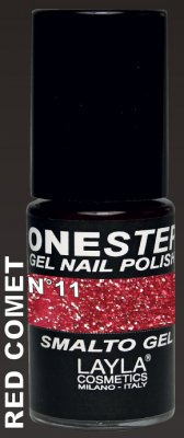 RED COMET 11- ONE STEP GEL POLISH NAGELLACK