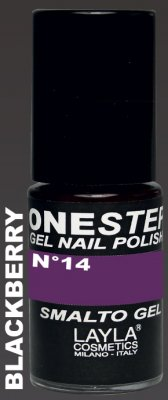 BLACKBERRY 14- ONE STEP GEL POLISH NAGELLACK