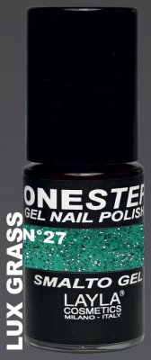 LUX GRASS 27- ONE STEP GEL POLISH NAGELLACK