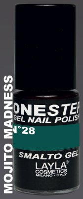 MOJITO MADNESS 28- ONE STEP GEL POLISH NAGELLACK