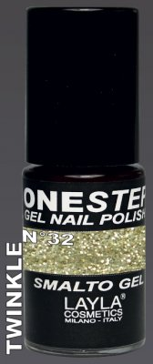 TWINKLE 32- ONE STEP GEL POLISH NAGELLACK