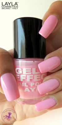 Nagellack LAYLA Gel Effect PINK PUPPET 14