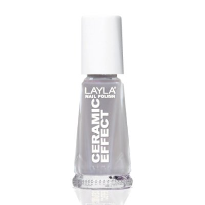 Nagellack LAYLA Ceramic Effect GREY POWER CE16