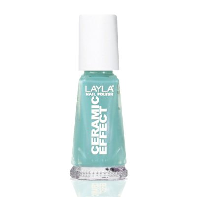 Nagellack LAYLA Ceramic Effect JADE IT ALL CE24