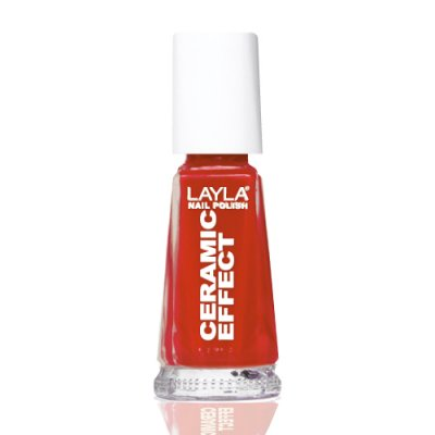 Nagellack LAYLA Ceramic Effect CORAL BAY CE45