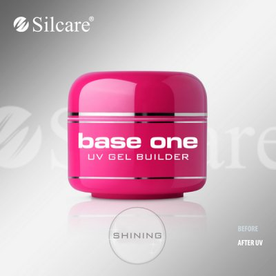 NAGELGEL SILCARE - BASE ONE SHINING GEL 30g